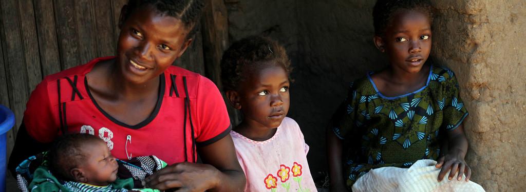 Porgetto in Malawi