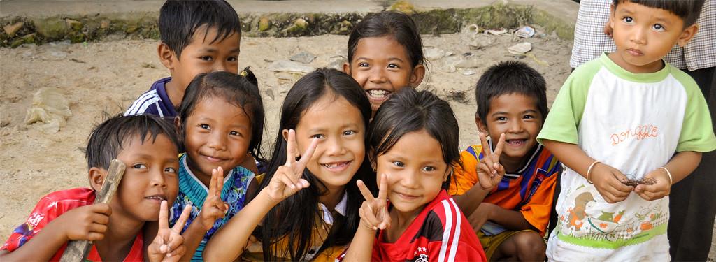 Progetto in Cambogia
